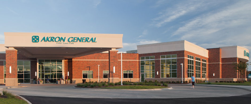 Akron General Health & Wellness Center - Green Receives