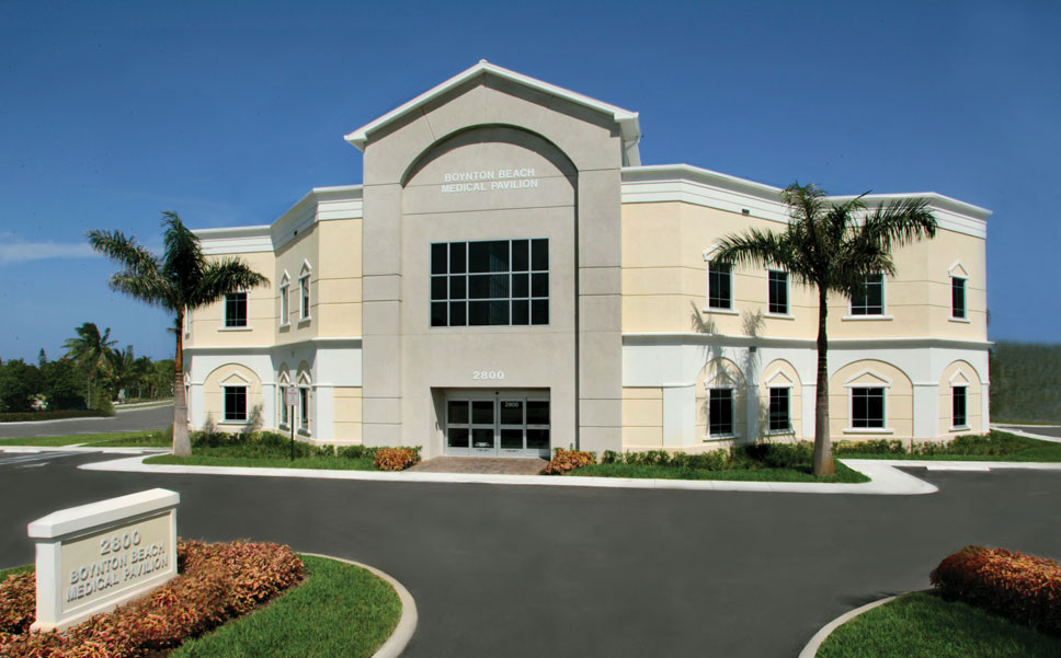 Boynton Beach Medical Pavilion