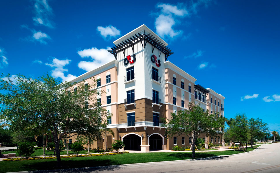 G4s Corporate Headquarters Rendina Healthcare Real Estate