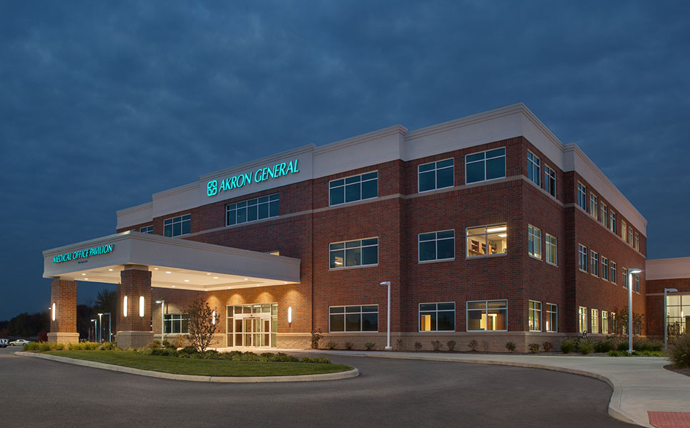 Green Medical Pavilion Nigh