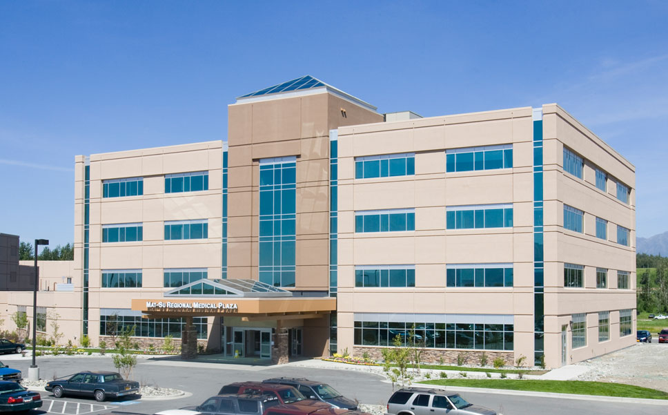 Mat-Su Regional Medical Plaza | Rendina Healthcare Real Estate