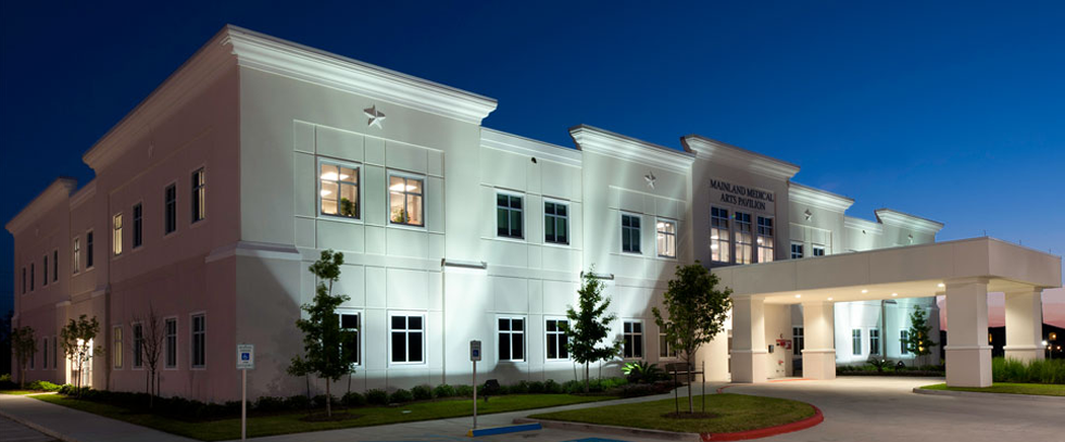 The Mainland Medical Arts Pavilion Is Now Open Rendina Healthcare