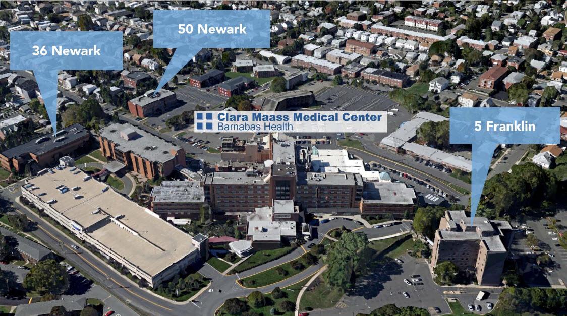 Rendina Acquire Clara Maass Medical Office Buildings
