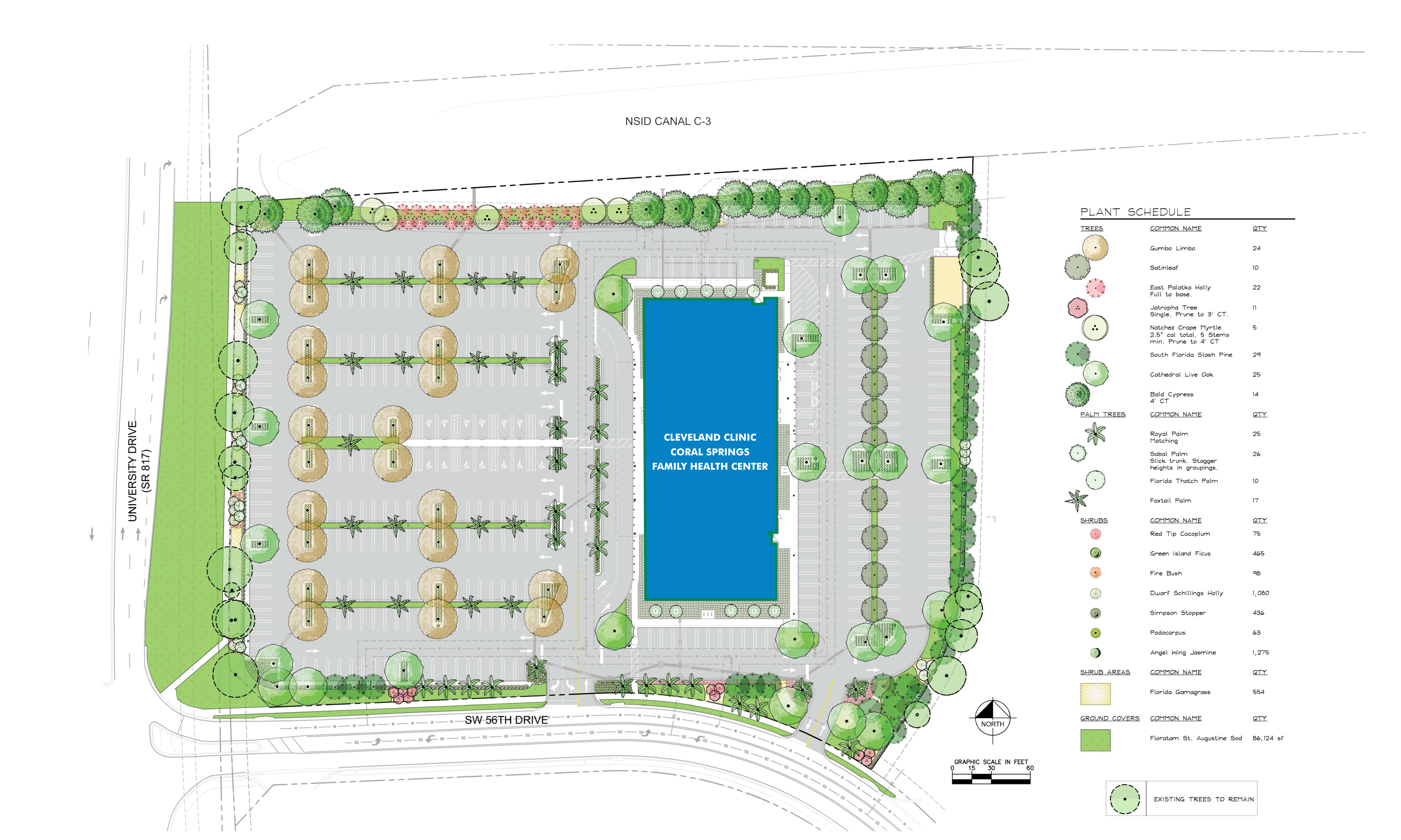 cleveland clinic selected rendina after performing a national search for areal estate development partner for this project the project will bedeveloped . cleveland clinic family health asc  rendina healthcare real estate